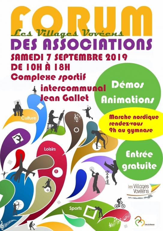 Forum des associations - Fête du Sport