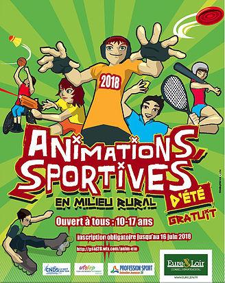 Animations sportives d'été