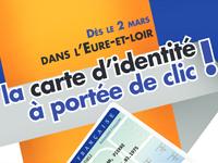 Cartes nationales d'identité : nouvelles modalités