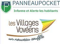 Les Villages Vovéens sur PanneauPocket