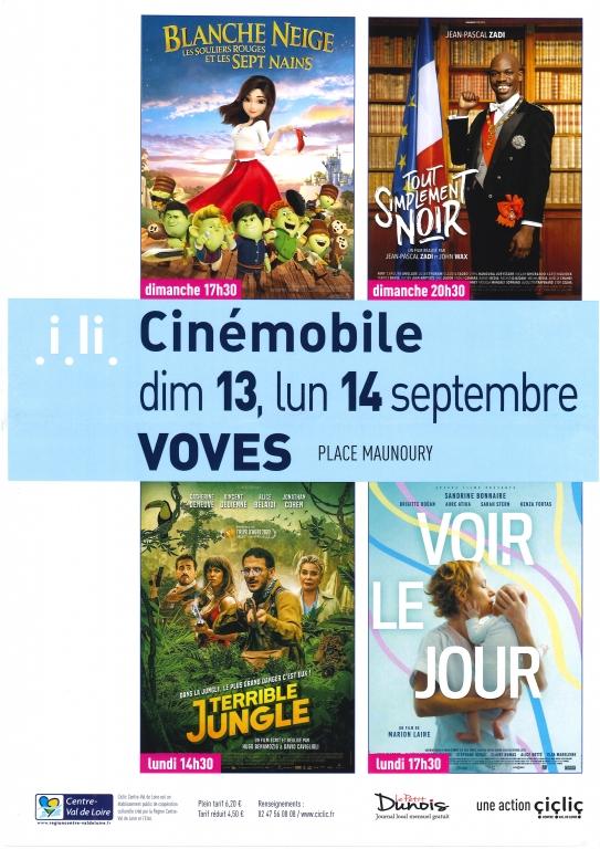 Cinémobile Septembre 2020