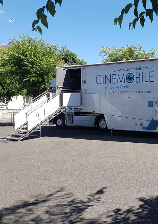 Cinémobile mars 2018