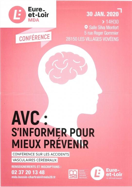 Conférence AVC