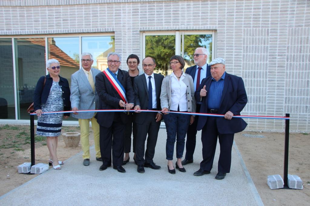 Inauguration de la maison de santé pluridisciplinaire