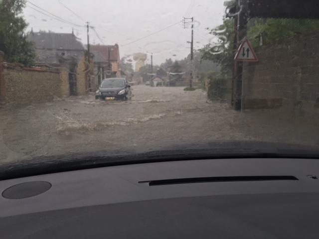 Les Villages Vovéens reconnus état de catastrophe naturelle