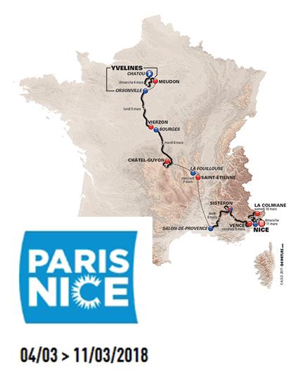 Paris Nice 2018
