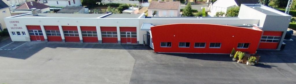 Centre de Secours Gérard Nicolas