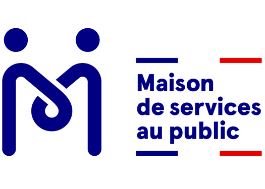 Logo de la maison des services au public