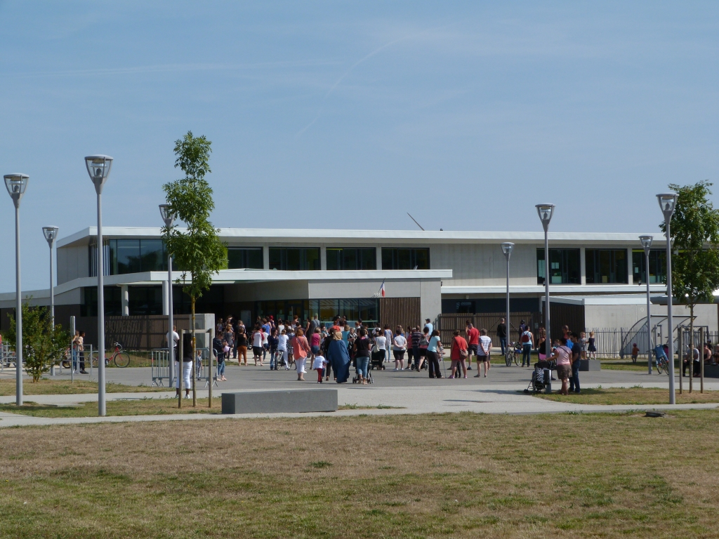Groupe scolaire Jean Moulin Villages Vovéens
