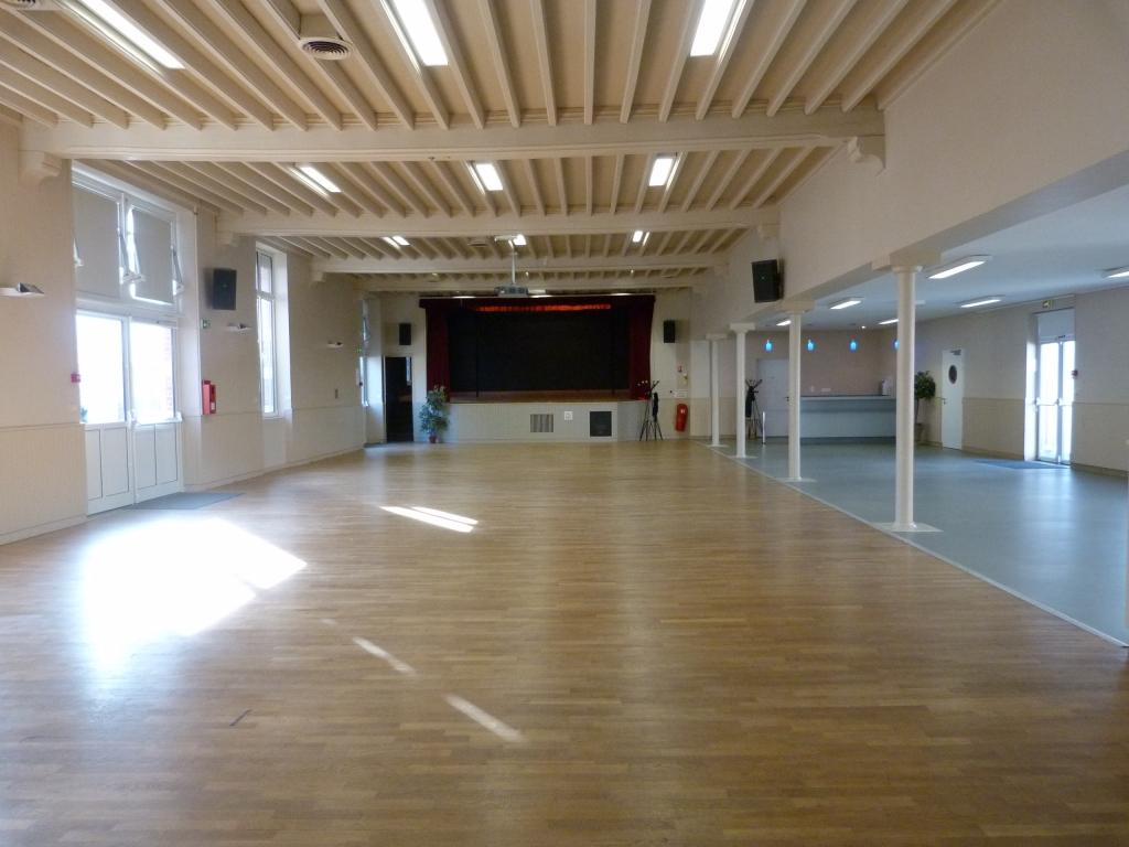 Salle Silvia Monfort