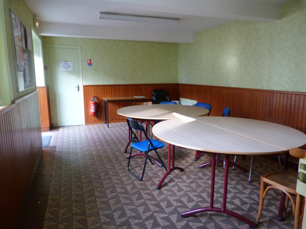 Salle Marcel Proust