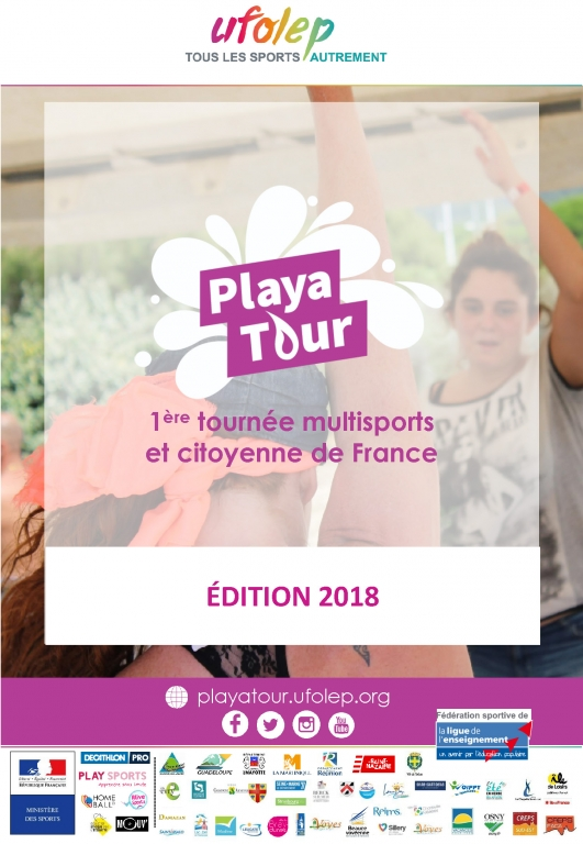 Playa Tour Ufolep 2018